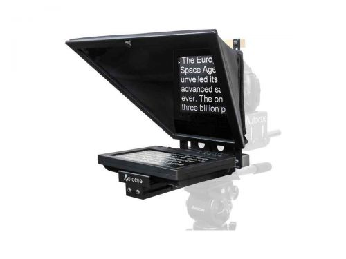 "Autocue/QTV 8"" Starter Series DSLR Teleprompter Package"