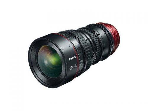 Canon CN-E 30-105mm T2.8 L S Telephoto Cinema Zoom Lens (EF Mount)