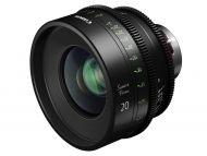 Canon CN-E20mm T1.5 FP X Sumire Cinema PL Mount Prime Lens
