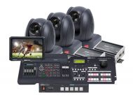 Datavideo BDL-1605 Entry Level Production Bundle Featuring Mixing, Streaming And Camera Control