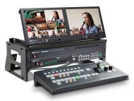 Datavideo DATA-GO1200STUDIO (DATAGO1200STUDIO) GO 1200 Studio 6 Channel HD Portable Video Production Studio
