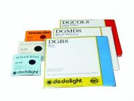 Dedolight Gel Filter Set, Color Effect (Fits Classic Filter Holder)