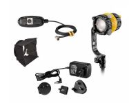 Dedolight Mobile 2.1 Daylight System includes ,Fixture, Barndoors, Dimmer and Transformer