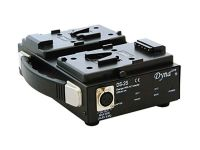 Dynacore DS-2S V-Mount Simultaneous Dual Charger