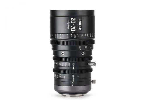 Dzofilm 20-70mm T2.9 Cinema MTF Zoom Lens - Metric