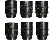 DZOFILM Vespid Prime Full Frame Cinema Lens Set Canon EF