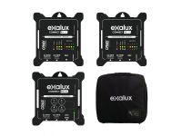 Exalux Connect TX100 + 2 x RX100 Kit