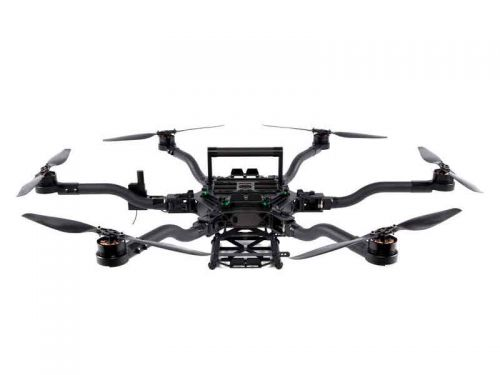Freefly Sytems Alta 6 UAS for Aerial Cinematography