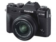 Fujifilm X-T30 with XC15-45mm Lens - Black