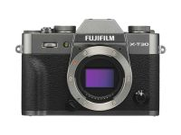 Fujifilm X-T30 Body Only - Charcoal Silver