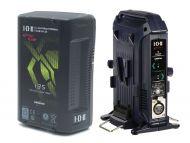 IDX EC-H135/2X1 1 x CUE-H135 Battery 1 x VL-2X Charger with 4 pin XLR DC Output (36W)