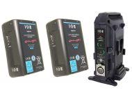 IDX 2x E-HL10DS 1x VL-2X Promotion Bundle