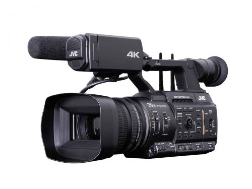 JVC GY-HC550 Connected Cam 4K Memory Card Camera Recorder
