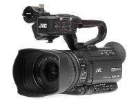 JVC GY-HM250E Handheld 4KCAM Professional 4K Camcorder with 1/2.3 BSI 4K CMOS Imager