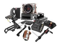 Kinefinity TERRA 4K Cinema Camera Pro Package with Shoulder Support