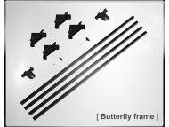 Kupo 6x6 Butterfly Frame