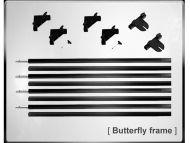 Kupo 8x8 Butterfly Frame
