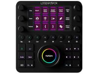 Loupedeck CT - Custom Editing Console for Photo, Video, Music and Design
