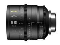 Nisi F3 100mm Full Frame Lens T2.0 - Sony E, Imperial Focus Scale