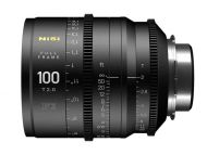 Nisi F3 100mm Full Frame Lens T2.0 - PL Mount, Imperial Focus Scale