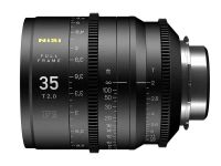 Nisi F3 35mm Full Frame Lens T2.0 - Sony E, Imperial Focus Scale