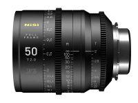 Nisi F3 50mm Full Frame Lens T2.0 - Sony E, Imperial Focus Scale