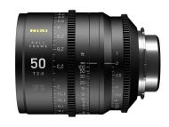 Nisi F3 50mm Full Frame Lens T2.0 - Canon EF, Metric Focus Scale