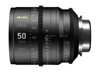 Nisi F3 50mm Full Frame Lens T2.0 - PL Mount, Imperial Focus Scale