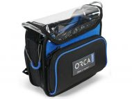 Orca OR-268 Low Profile Audio Mixer Bag for Zoom F6, Sonosax SX-M2D2, MixPre-3
