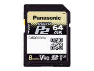 Panasonic 64GB MicroP2 Memory Card
