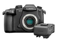Panasonic DC-GH5 Camera and DMW-XLR1 Bundle