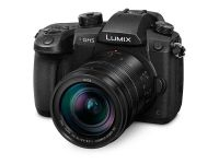 Panasonic DC-GH5 Compact System Camera with 12-60mm f2.8-4 Leica Lens