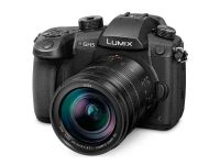 Panasonic Lumix DC-GH5 Digital Camera with 12-60mm f3.5-5.6 Lumix Lens