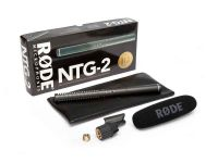 Rode NTG-2 Short Shotgun Microphone