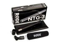 Rode NTG-3 Shotgun Microphone
