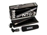 Rode NTG-3 Shotgun Microphone