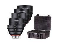 Samyang Xeen Full Frame 4K+ Cine Lens Kit 14/24/35/50/85 mm PL