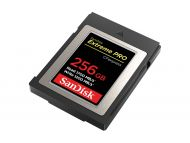 Sandisk 256GB 1700MB/S - CFExpress