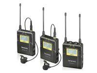 Saramonic UwMic9 TX9+TX9+RX9 UHF Wireless Mic Lav System