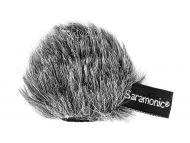 Saramonic XM1-WS Fur Windscreen for SmartMic, SR-XM1