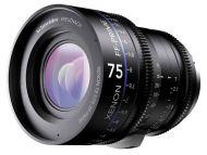 Schneider Optics Xenon FF Lens 75mm Nikon (FT) - Cash Back Offer