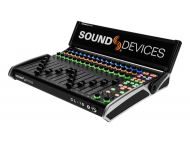 Sound Devices CL-16 Linear Fader Control Surface for 888 and Scorpio Mixer-Recorders