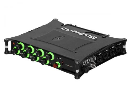 Sound Devices MixPre-10 II Audio Recorder