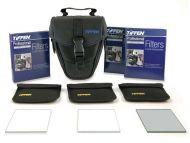 """Tiffen 4x5.65"""" Film Look DV Kit"""