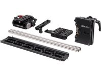 Wooden Camera Unified Accessory Kit (Pro, Gold Mount) for Canon C70