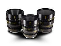 ZY Optics Mitakon 17mm T1 + 25mm T1 + 35mm T1 (Cine Bundle Set) - MFT