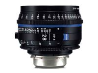 Zeiss CP.3 28mm T2.1 - PL Mount (Imperical Focus)
