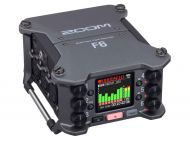 ZOOM F6 Multi Track Field Recorder 32-Bit Float Recording