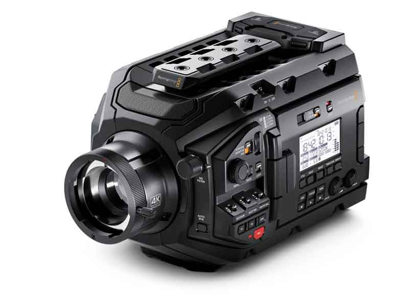 Buy Blackmagic Design Ursa Broadcast Body Only Production Gear Ltd Broadcast And Professional Cameras Accessories