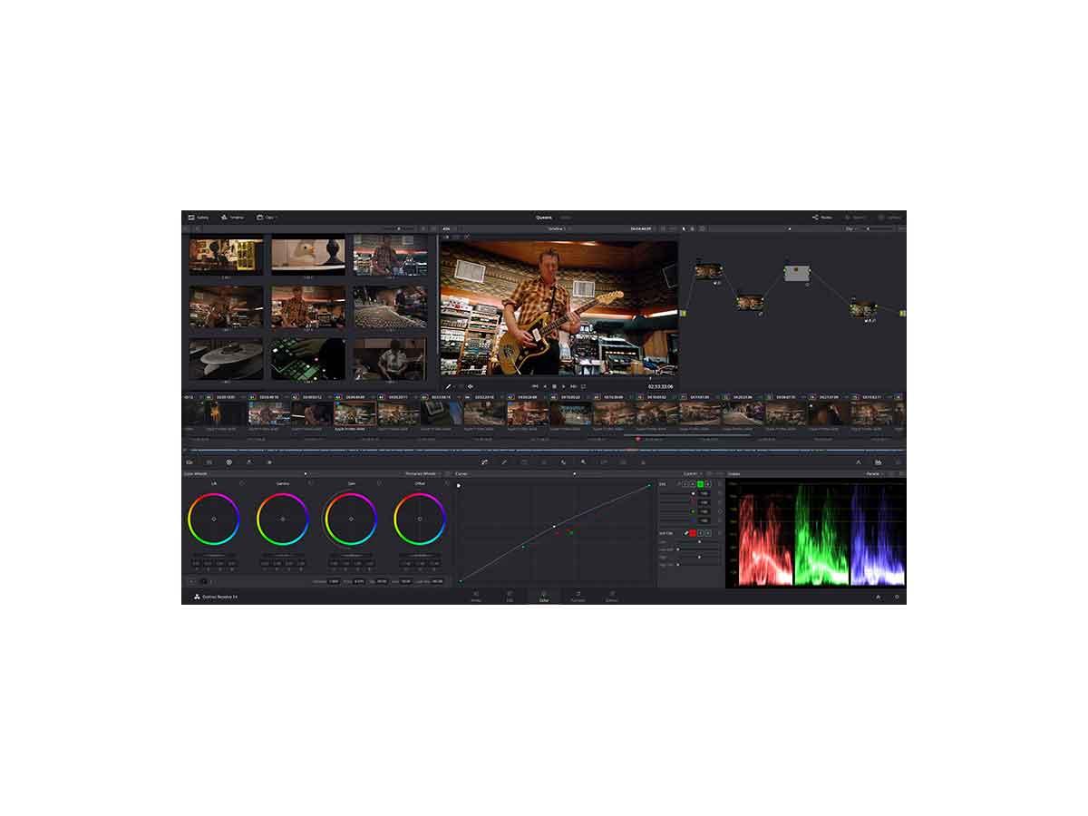 Buy Blackmagic Design Davinci Resolve 15 Studio Dongle Production Gear Ltd Broadcast And Professional Cameras Accessories